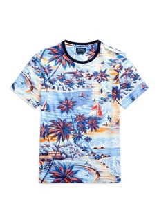 Ralph Lauren Custom Slim Fit T-Shirt