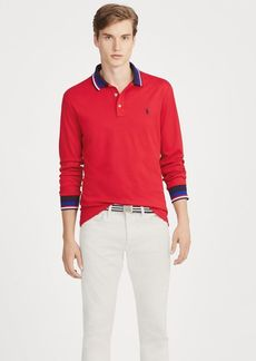 Ralph Lauren Custom Slim Soft-Touch Polo