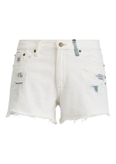 Ralph Lauren Cutoff Denim Short
