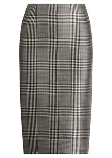 Cynthia Glen Plaid Skirt