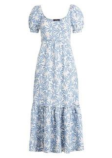 Ralph Lauren Daisy Puff Dress
