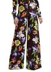 Ralph Lauren Daria Floral Wide-Leg Pants