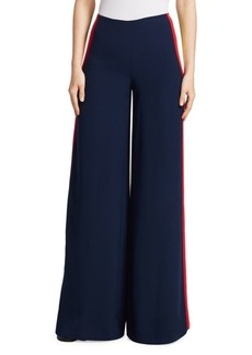 Ralph Lauren Daria Striped Flare Pants