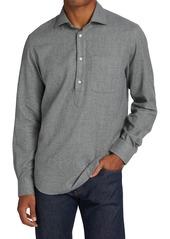 Ralph Lauren Davis Long-Sleeve Polo Shirt
