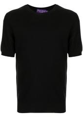 Ralph Lauren Deco cotton crewneck T-shirt