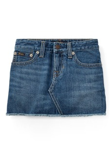 Ralph Lauren Denim 5-Pocket Skirt