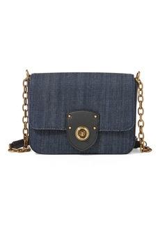 Ralph Lauren Denim Crossbody Bag