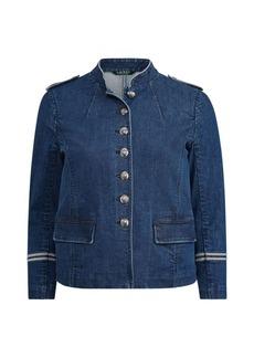 Ralph Lauren Denim Officer's Jacket