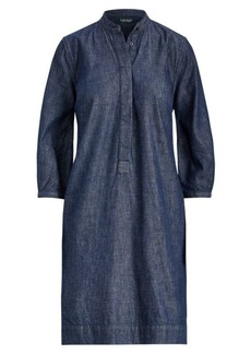 Ralph Lauren Denim Shift Dress