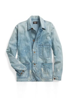 Ralph Lauren Denim Utility Jacket