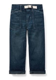 Ralph Lauren Denim Utility Jean