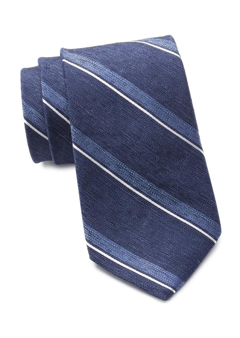 Ralph Lauren Distressed Stripe Tie