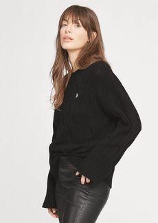 Ralph Lauren Dolman Wool Sweater