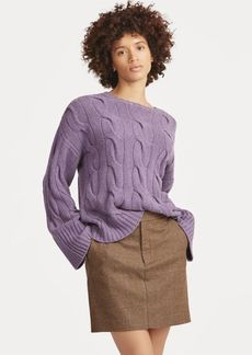 Ralph Lauren Dolman Wool Sweater