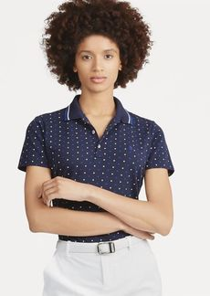 Ralph Lauren Dot Tailored Fit Polo Shirt