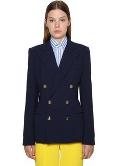 Ralph Lauren Double Breasted Cashmere Camden Jacket