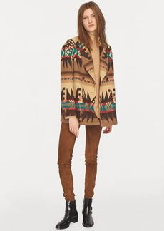 Ralph Lauren Double-Breasted Ranch Coat