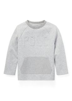 Ralph Lauren Double-Knit Graphic T-Shirt