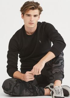Ralph Lauren Double-Knit Sweatshirt