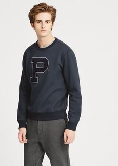 Ralph Lauren Double-Knit Sweatshirt