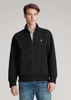 Ralph Lauren Double-Knit Track Jacket