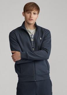 Ralph Lauren Double-Knit Track Jacket