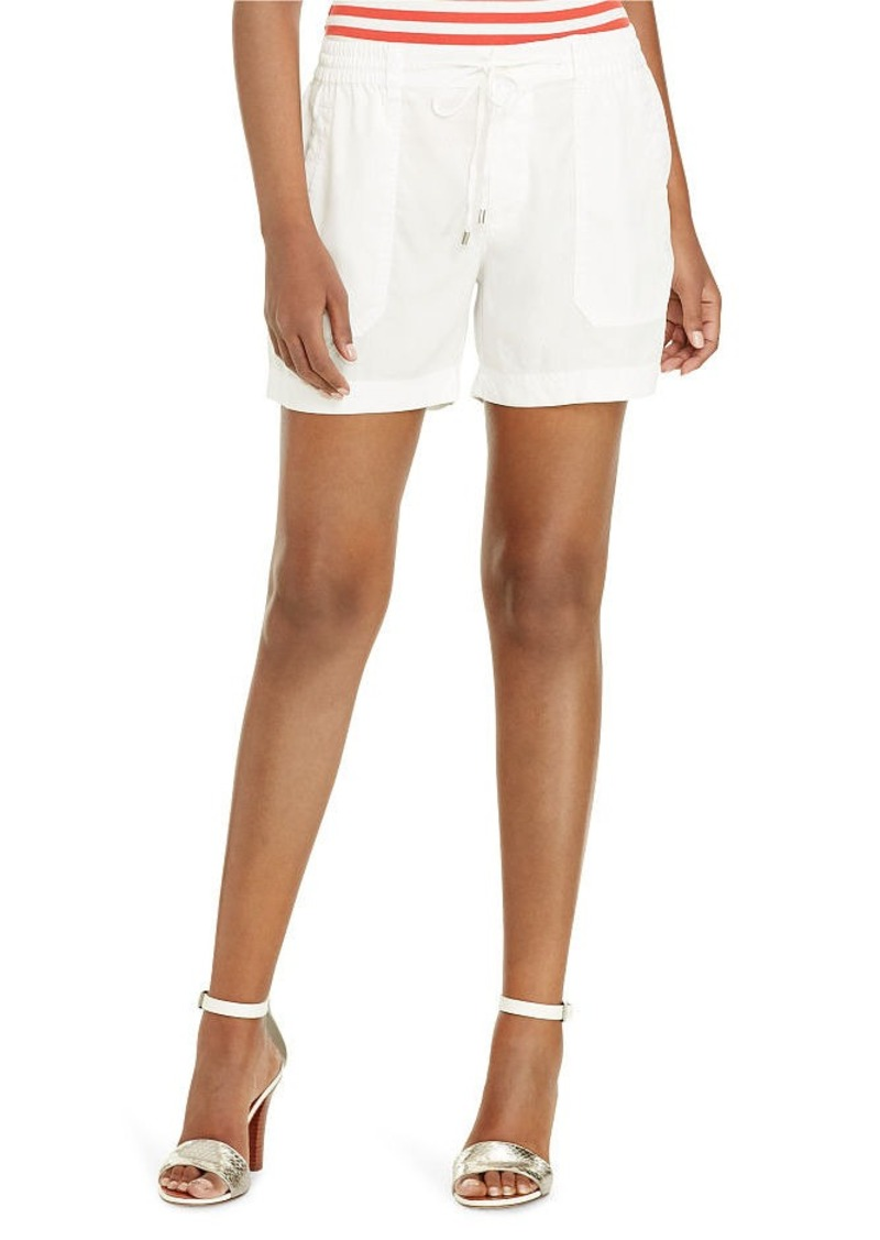 Ralph Lauren aFeoOverrideAttrRead('img', 'src')Drawcord Patch-Pocket Short