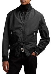 Ralph Lauren Drayton Varsity Bomber Jacket