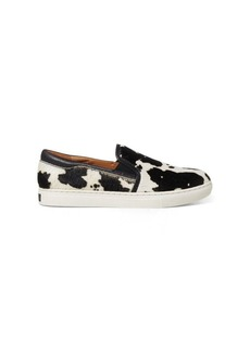Ralph Lauren Drea Haircalf Slip-On Sneaker