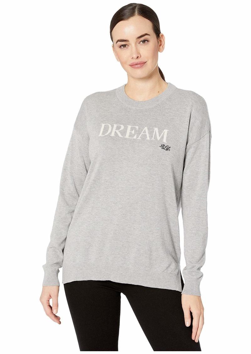 Ralph Lauren Dream Cotton-Blend Sweater