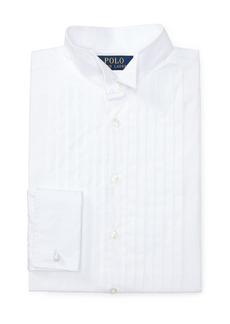 Ralph Lauren DRESS POPLIN-WING FORMAL-TOP