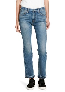 D&S Madison Crop Flare Jean