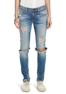 D&S Morgan Crop Skinny Jean