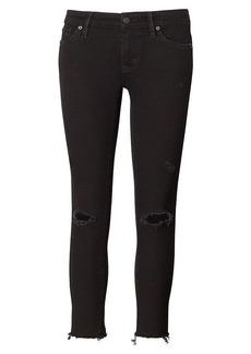 D&S Reiser Crop Skinny Jean