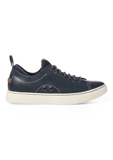 Ralph Lauren Dunovin Leather Sneaker