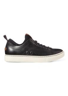 Ralph Lauren Dunovin Leather Sneaker