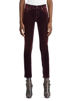 Ralph Lauren 50th Anniversary Easton Slim-Fit Velvet Jeans