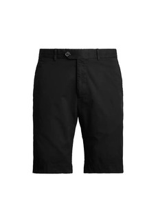 Ralph Lauren Eaton Stretch-Cotton Shorts