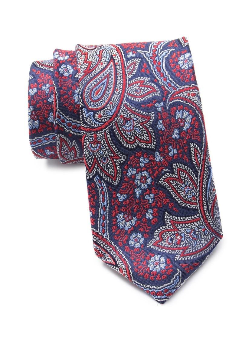 Ralph Lauren Elaborate Paisley Silk Tie