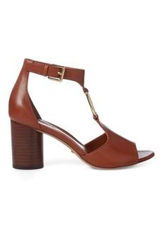 Ralph Lauren Elesia Leather Sandal