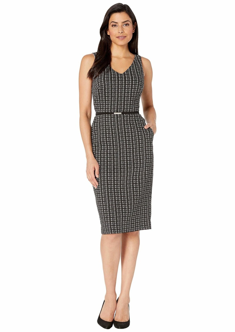 Ralph Lauren Embeth w/ Trim Dress
