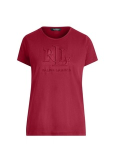 Ralph Lauren Embossed-Logo T-Shirt