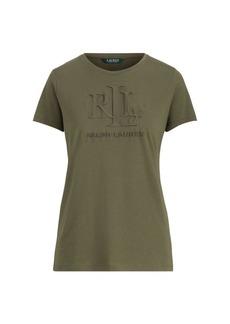 Ralph Lauren Embossed-Logo T-Shirt