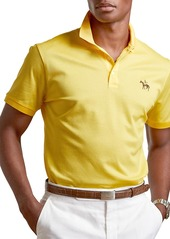 Ralph Lauren Embroidered Cotton Polo