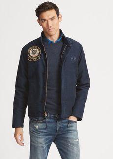 Ralph Lauren Embroidered Deck Jacket
