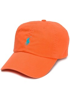 Ralph Lauren embroidered logo cotton cap