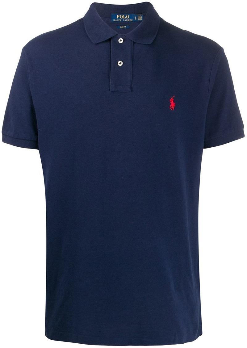 Ralph Lauren Polo embroidered logo polo shirt