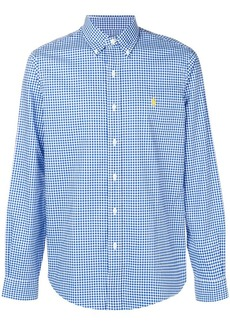Ralph Lauren embroidered logo shirt