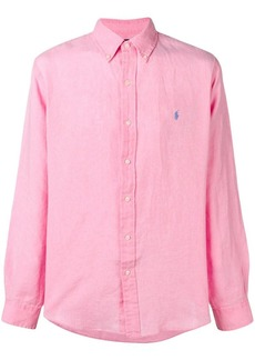 Ralph Lauren embroidered pony shirt