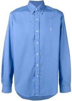 Ralph Lauren embroidered pony shirt